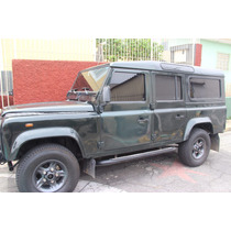 Land Rover Defender 110 Sw 2.5 Turbo 2004 Shock Skateboard