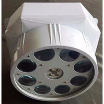 Cañon 8 Ojos Efectos Proyector Rgb Led Giratorio Dmx Gobo