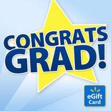 Graduado De Congrats! Walmart Tarjeta De Regalo Electrónica