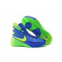 zapatillas de basquet nike