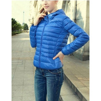 Campera De Mujer Inflable