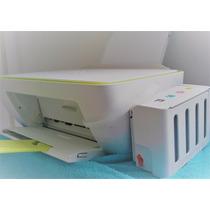 Impressora Multifuncional Hp 2135 + Bulk Ink Elegance Pronto