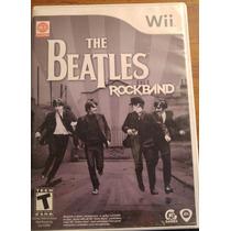 Rock Band The Beatles Para Wii
