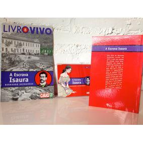 Livro A Escrava Isaura + Resumo Cd Frete Grátis Cód.602