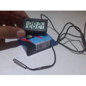 Termometro Digital Acuarios Autos Casa Neveras