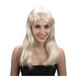 Peluca Hannah Montana - Peluca Larga Rubia