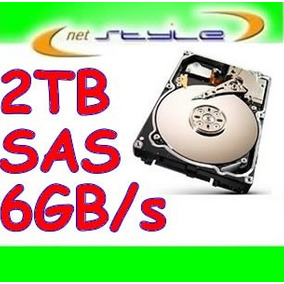Hdd 2tb 7200 6 Gbps Sas Nl 3.5 Lff P/ Ibm Storwize V3700