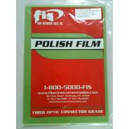 Lixa Para Polimento De Fibra Óptica - 1.0 Micron