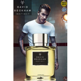 David Beckham Instinct 75ml Original + Brinde