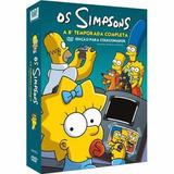Os Simpsons - 8ª Temporada Completa (lacrado)