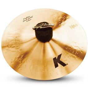 Prato Zildjian K Custom 08 K0930 - Dark Splash + Frete