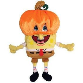 Disfraz Hombre Ty Beanie Babies - Bob Esponja Pumpkinmask
