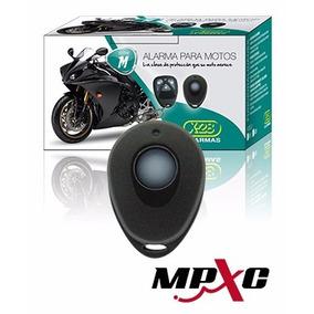 Alarma Moto X-28 M10 Presencia Sirena Control Remoto
