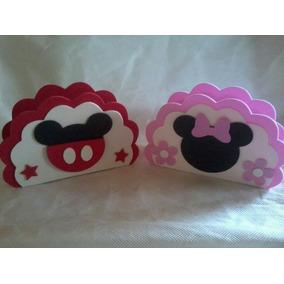 Servilleteros Mimi Y Mickey