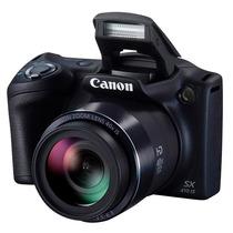 Canon Powershot Sx410 Is, 20 Mp, Zoom 40x, Super Promoção