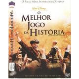 Dvd O Melhor Jogo Da Historia Original/legendado/usado