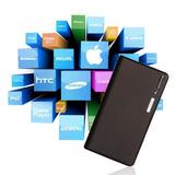 Bateria Pila Externa Celular Iphone5 Samsung Xperia Lg Sony