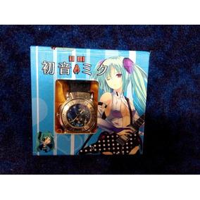 Reloj Vocaloid De Mano