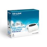 Tp-link Print Server Tl-ps110u Usb + Frete Grátis