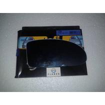 Lente Retrovisor Focus Ford 00 À 08 Espelho Azul Lado Direit