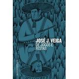 Livro De Jogos E Festas José J. Veiga