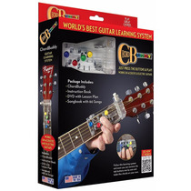 Aprende A Tocar Guitarra Chordbuddy Aparato Aprendizaje