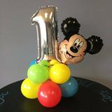 Globos De Mickey Y Minnie 40cm