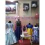 Vestido De Cenicienta Disney Princesas Local En Lanus