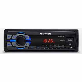 Positron Auto Radio Positron Ub Mp3 Player Usb Sd Card
