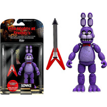 Five Nights At Freddys Figura Bonnie Conejo Articulada 2016