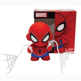 Kidrobot Marvel Mini Munny Figura De Acción Del Hombre Arañ
