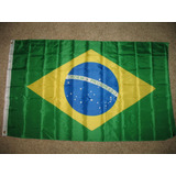 Bandeira Brasil 154cmx90cm Lava-jato Manifestação Bretas