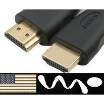 Cable Hdmi V1.4 1.8m Ps3 Xbox360 Tv Lcd Plasma Dvd Blu Ray