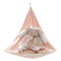 Saida Maternidade Vestido, Macacão E Manta - Beth Bebê 18029