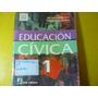 Libro Texto Educacion Civica 1 Az 1997 Bustinza Y Ribas