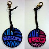 Llaveros De Madera Personalizados (ideal Souvenir)