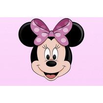 Painel Decorativo Festa Infantil Disney Minnie Mouse (mod3)