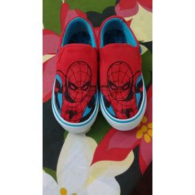 Zapatillas Nene Hombre Araña