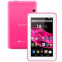 Tablet Multilaser Nb201 Supra Android 4.4, Tela De 7, Wi-fi