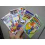 4 Mini Dvds Clubinho Do Popeye E Turma Dos Brinquedos