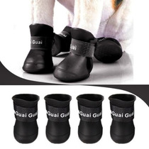 Botas Impermeables Para Perro Chico! Lluvia French Chihuahua