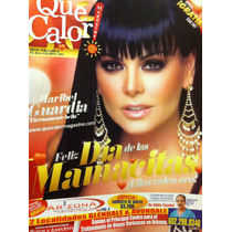 Maribel Guardia Revista Que Calor