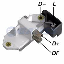 Regulador Voltagem Gauss Ga119 Fiat Uno Tipo Tempra Marelli