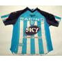 Camiseta Racing Club Topper Sky Talle Mujer O Niño