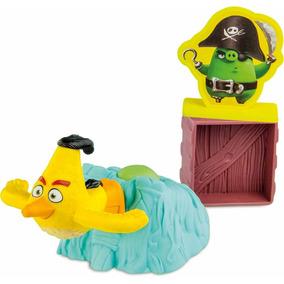 Lacrado Angry Birds Filme Chuck Passaro Amarelo Mc Donalds