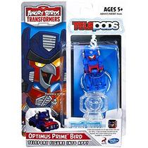 Angry Birds Transformers Optimus Prime Pájaro Figura