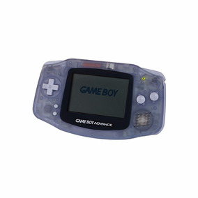 Game Boy Advance Gba Original Na Caixa + 1 Jogo Pokemon