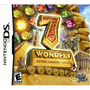 7 Wonders Of The Ancient World Nintendo Ds