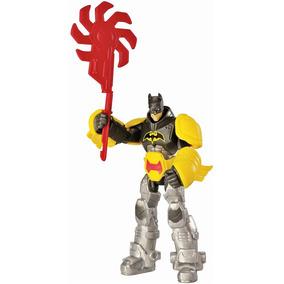 Batman Power Attack Figuras Basicas Solar Saw Menino Mattel