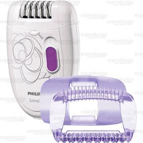 Depiladora Philips Edición Satinelle Hp6401